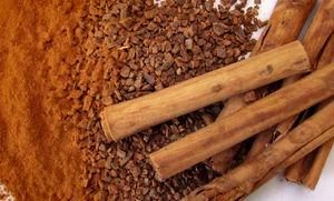 cinnamon flavour1: cinnamon spice in several forms