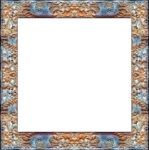 Fancy Picture Frame 8