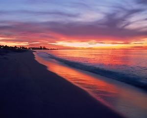 Varadero beach sunset 3