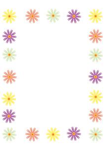 flower border 1b
