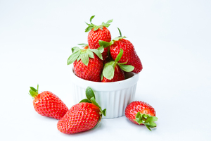 Fresh Strawberries 3