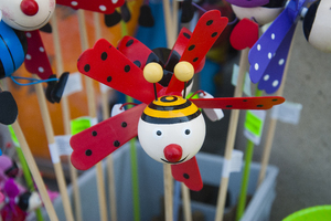 Ladybug kids toy 002: Ladybug kids toy 002 - Do not redistribute my images in part or whole, for money or for free. When you're using it for public use always contact me first ! Please read the terms of use and image license. -