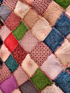 quilting corner23: quilting samples from public quilt display