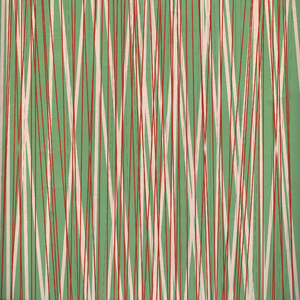 Christmas paper wavy lines