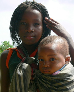 Africa - Mozambique's children