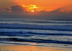 Indian Ocean Sunrise 1