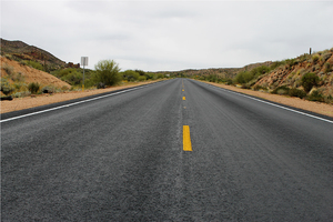 Arizona roads: no description