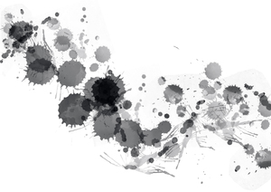 Black Splats
