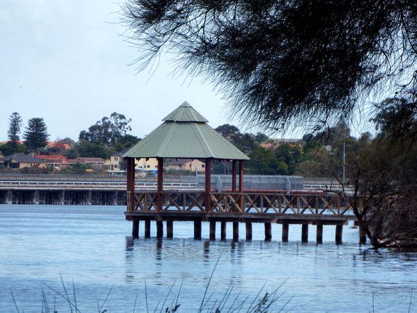 jetty & bridge