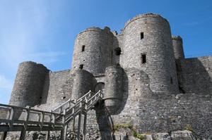 Harlech Castle I