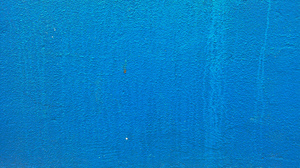 Grunge Wall Textures (Blue): Detail of a bumped blue wall painted in blue.