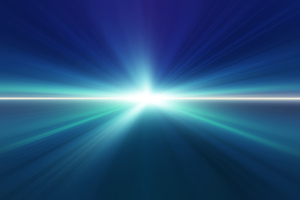 Blue Space Light Blast
