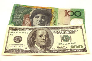 dollar disparity1b: disparity in value between the Australian and US Dollars