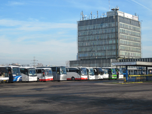 Western Warsaw Bus and Train S