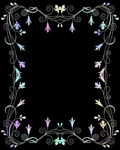 Ornate Vintage Frame 1