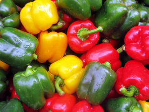 Vegetable peppers