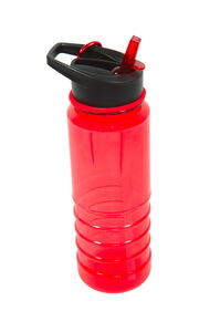 Colourful water bottle