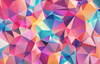 Abstract Polygonal / Low Poly