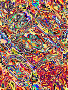 marbling paint swirls1