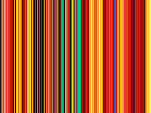 multicolored straight stripes1