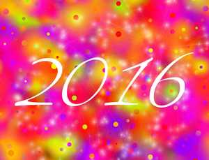 New Year 2016 a: Welcome 2016 with a sparkly explosive and eye-catching colourful graphic. You may prefer:  http://www.rgbstock.com/photo/oZ5GWWi/New+Year+Greetings+2  or:  http://www.rgbstock.com/photo/nPLIOyI/Sparkles+and+Snowflakes+1