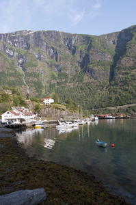 Fjord harbour