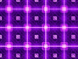 purple checks & squares8