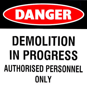demolition danger1