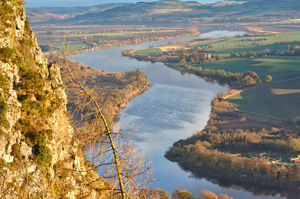 River Tay from Kinnoul
