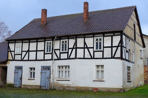 old half-timbered house 2