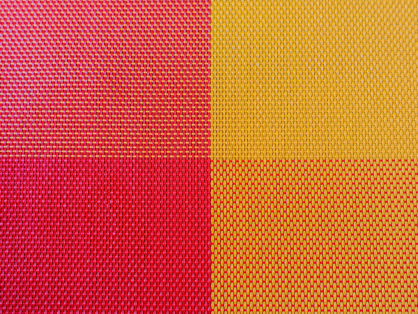 colourful plastic netting