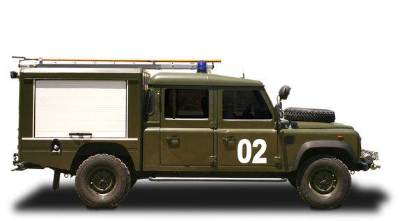 miltary firetruck 1