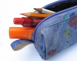 pencil case: none