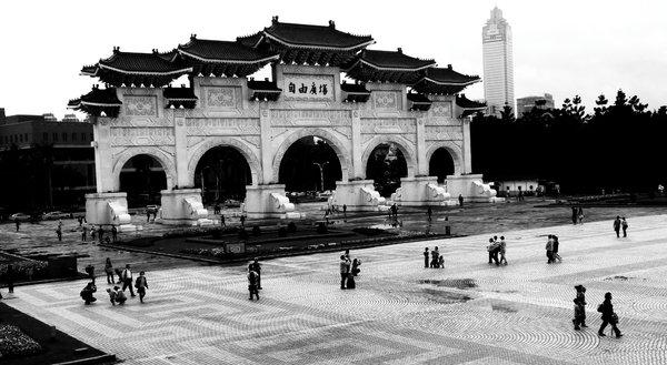 Taiwan independence memorial