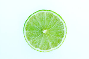 Slice of lime.