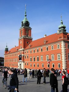 Warsaw's Kings' Castle