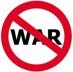 Stop the war: Sign against the war