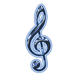 G-clef sign 3