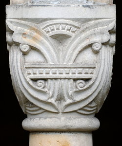 Romanesque capital  2