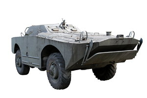 Amphibious Armoured Scout Car
