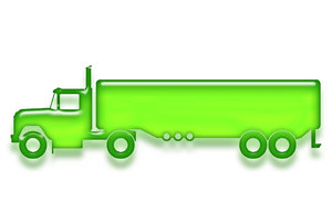 Big truck pictogram 5