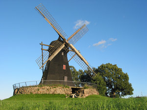 Old wind mill 1