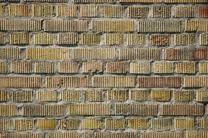 brickwall texture 31: Series of various brickwalls or brick-based walls. There are more than 50 unique textures with old and new bricks, with and without cracks, half-timbered walls, different lights etc etc and very small grid distortion.Check out all my brickwalls on SXC:htt