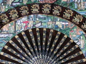 Antique Chinese Fan 2