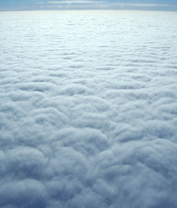 Fluffy Sea of Clouds 2