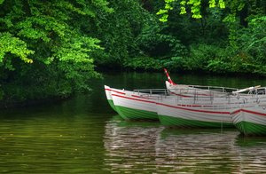 Rowboats - HDR: Generated from 3 pictures