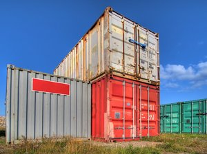 Containers - HDR