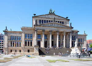 Concert Hall in Berlin