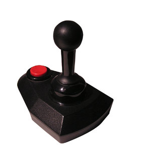 Joystick: A joystick and a computer. Old school gaming.Mail me if you decide to use it. Just let me know!
