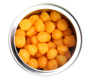 cheeseballs: a cheesy snack for those who are hungry.